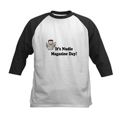 It's Nudie Magazine Day! Tee