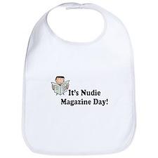 It's Nudie Magazine Day! Bib