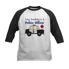 My Daddy's A Police Officer Tee