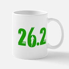 26 2 marathon green Mug
