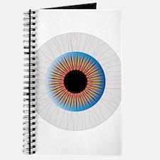 Bloodshot Eye Journal