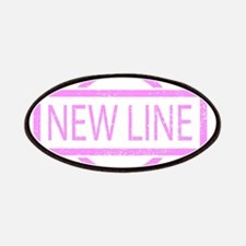 New Line Stamp Patch