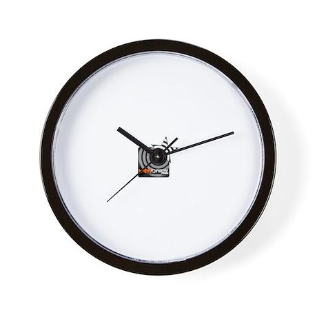TomColey.com Wall Clock