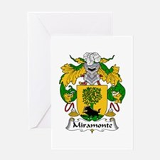 Miramonte Greeting Card
