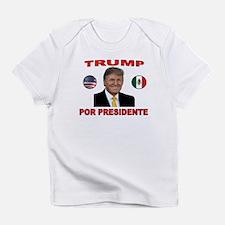 TRUMP PRESIDENTE Infant T-Shirt