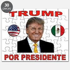 TRUMP PRESIDENTE Puzzle