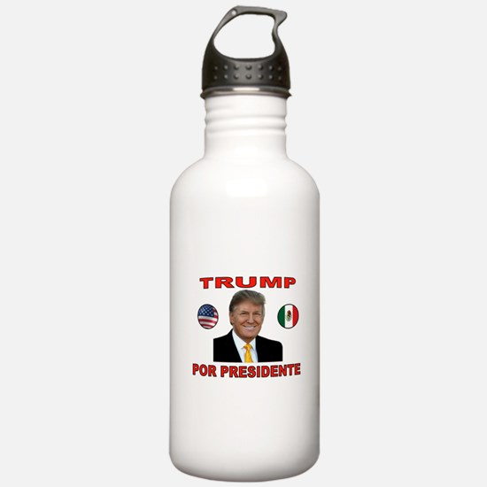 TRUMP PRESIDENTE Water Bottle
