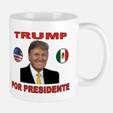TRUMP PRESIDENTE Mugs