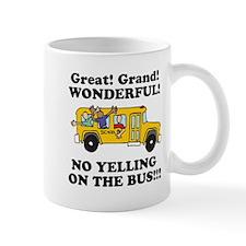 NO YELLING ON THE BUS Mug