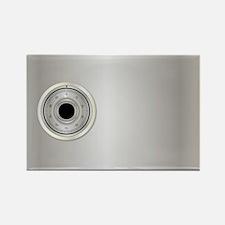 Unique Safe space Rectangle Magnet