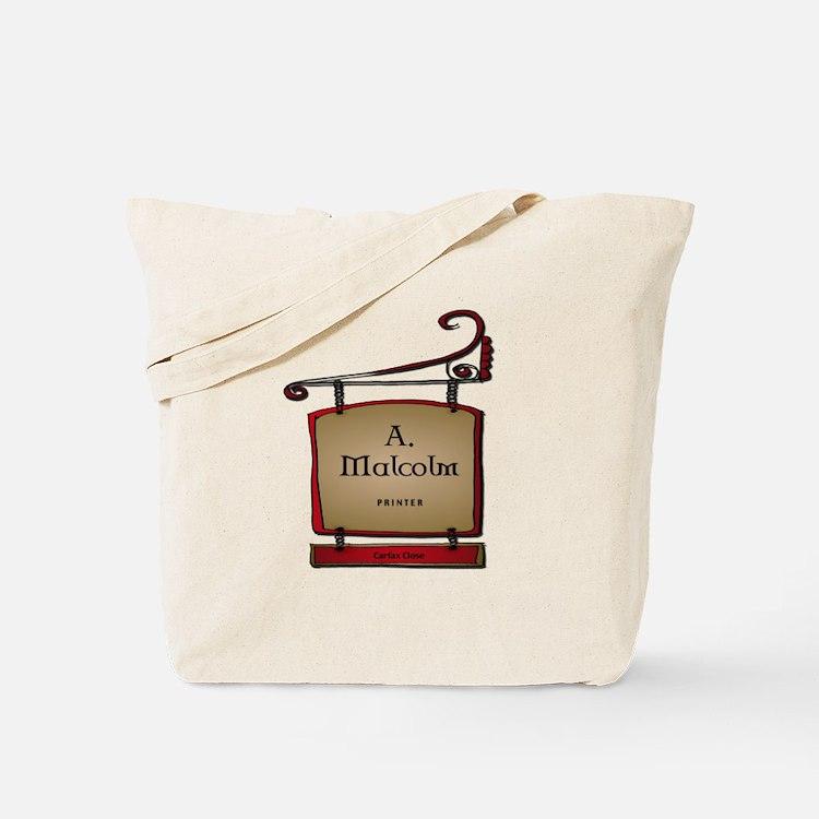 Jamie A. Malcolm Printer Tote Bag