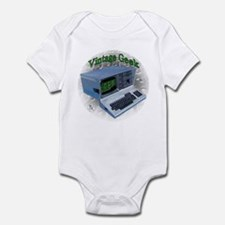 Vintage Geek Infant Bodysuit