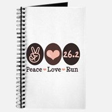 Peace Love Run 26.2 Marathon Journal