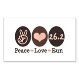 26.2 peace love Single