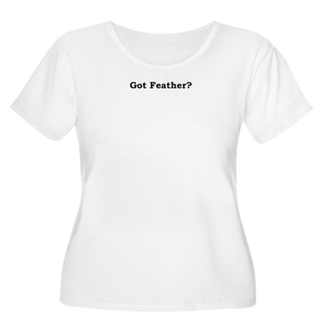 For the feathered horse fans! Plus Size T-Shirt