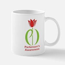 Parkinson's Disease Tulip Mugs