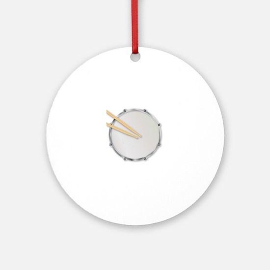 Unique Kits Round Ornament