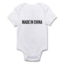 Made in China Infant Bodysuit