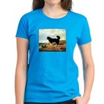 SPANIEL & NORFOLK Women's Dark T-Shirt
