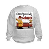 Kids firefighter Crew Neck