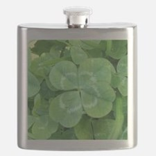 Cute Clover Flask