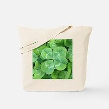 Cute Clover Tote Bag