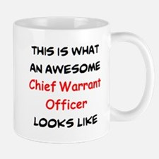 awesome chief warrant officer2 Mug