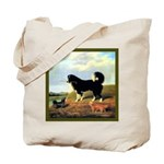 SPANIEL & NORFOLK Tote Bag