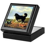 SPANIEL & NORFOLK Keepsake Box