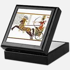 Ancient Egypt art Keepsake Box