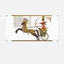 Ancient Egypt art Banner