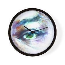 EYE OF THE ARTIST Wall Clock