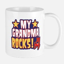 My Grandma Rocks Mug
