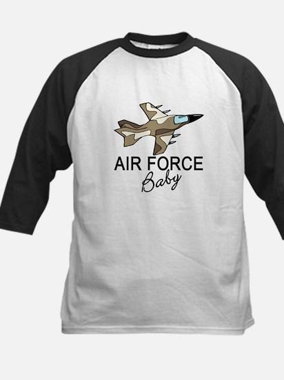Air Force Baby Kids Baseball Jersey
