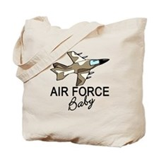 Air Force Baby Tote Bag