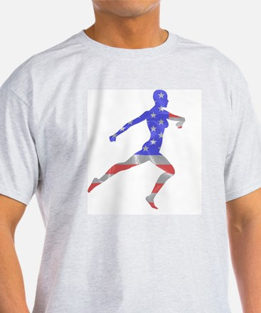 Cool Running in the usa you might be a runner if T-Shirt