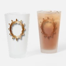 Chain driven Drinking Glass