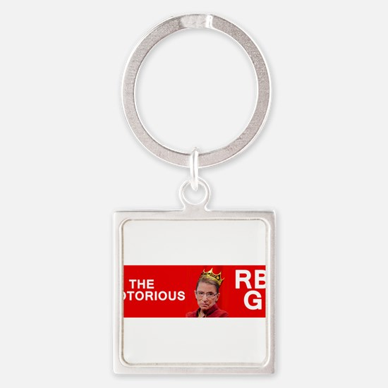 Notorious RBG magnet Keychains