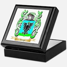 Varga Keepsake Box