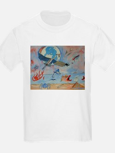 Flight of the heron T-Shirt
