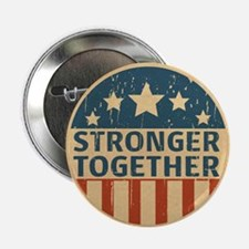 "Stronger Together 2.25"" Button"