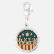 Stronger Together Charms