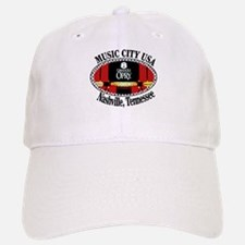 Nashville Music City Grand Ole Opry-01 Baseball Ca