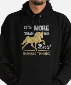 Nashville Is More Than Music-DK-TWH Hoodie