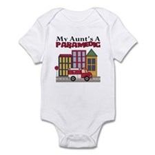 My Aunt's A Paramedic Infant Bodysuit