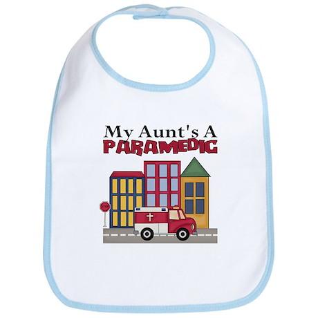 My Aunt's A Paramedic Bib