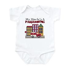 My Uncle's A Paramedic Infant Bodysuit