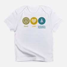 Cute Environmental Infant T-Shirt