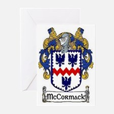 McCormack Coat of Arms Greeting Cards (Pk of 20)