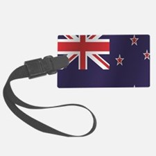 Unique New zealand flag Luggage Tag